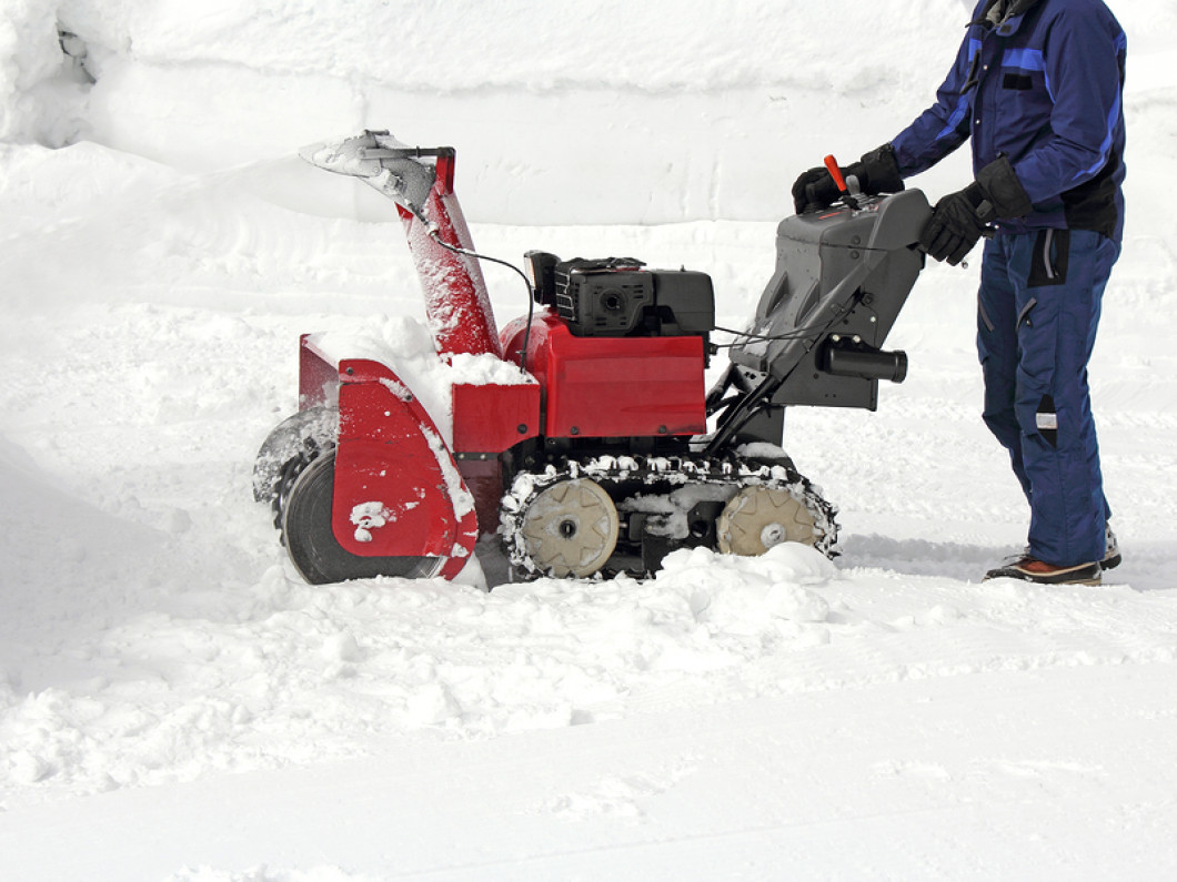 Snow Removal in Sioux Falls, SD